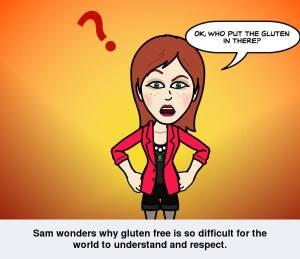 Gluten Sam