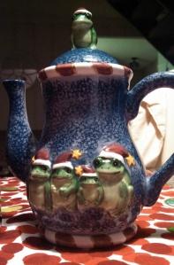 Frog Pot