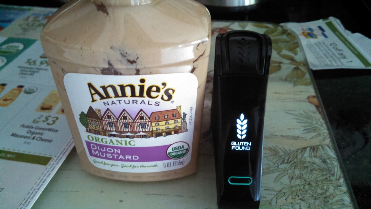 Annie's Gluten